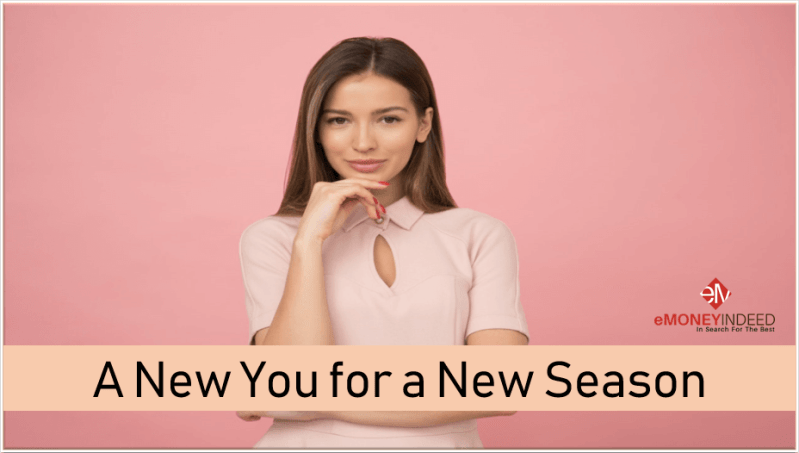 A New You for a New Season
