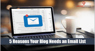 Reasons Your Blog Needs an Email List