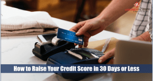 How to Raise Your Credit Score in 30 Days