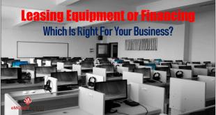 Leasing Equipment or Financing