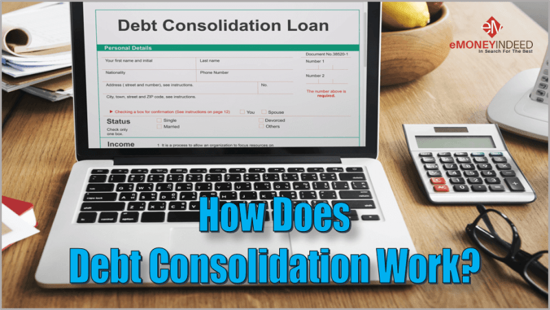 How-Does-Debt-Consolidation-Work