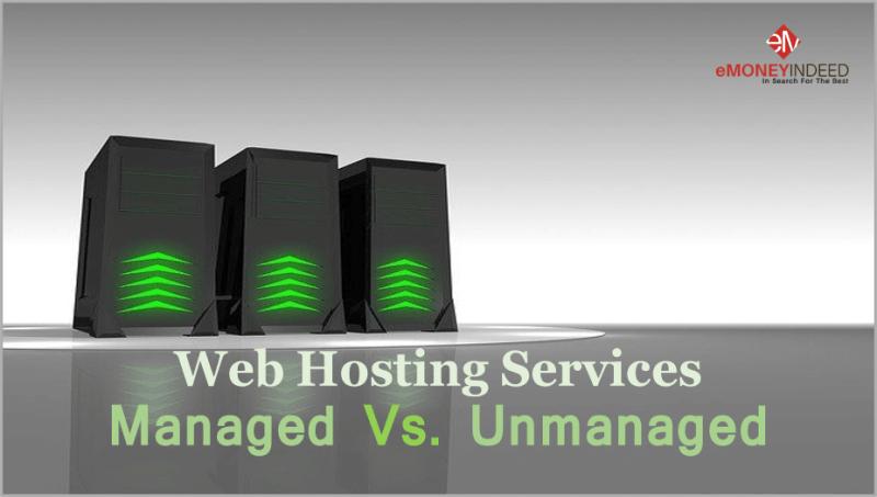 Web Hosting Services: Managed Vs. Unmanaged