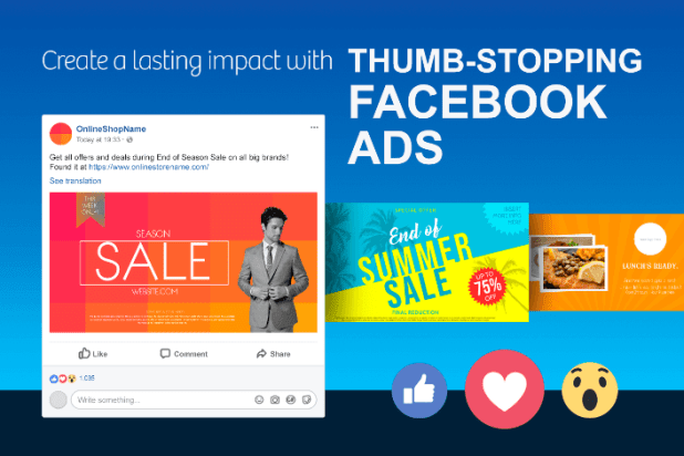 Energize Your Facebook Store
