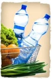 come curare le emorroidi - acqua e fibre