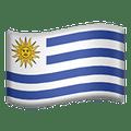 Emoticon Uruguai Bandeira Bandera