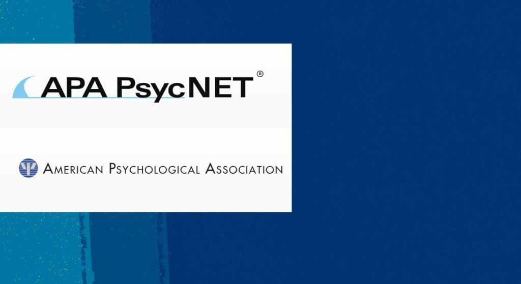 American Psychological Association.