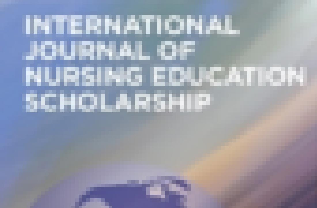 Journaling; An Active Learning Technique : International Journal of Nursing Education Scholarship