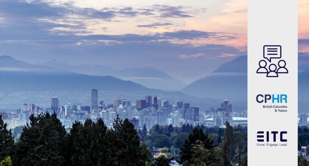 EITC webinar with CPHR BC & Yukon