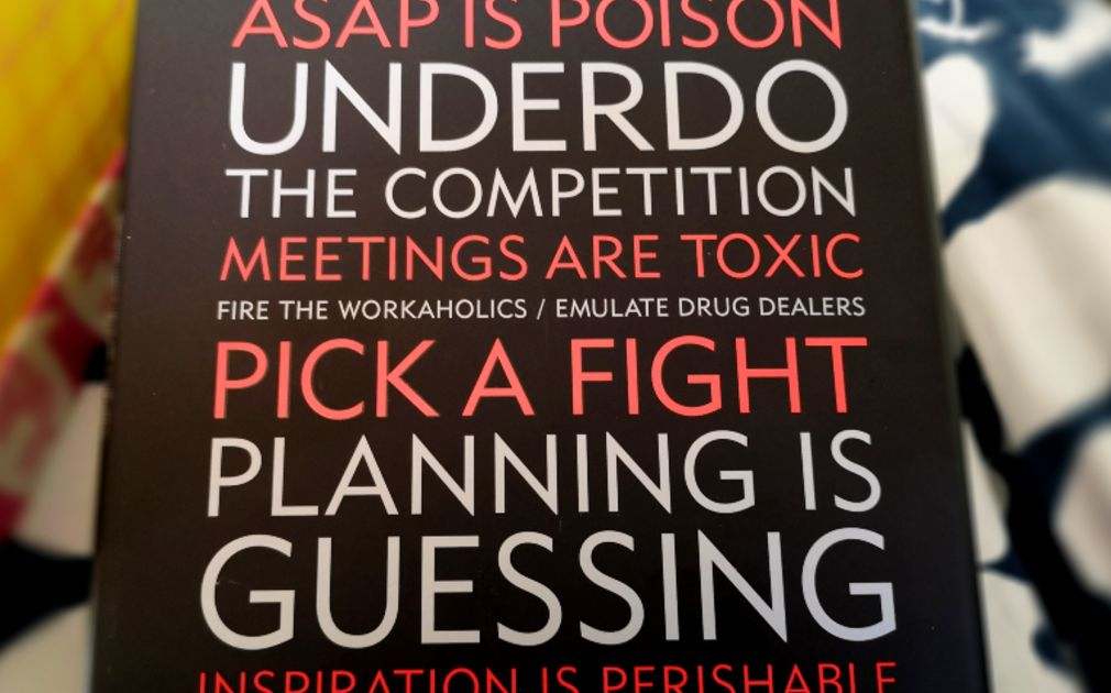 ASAP is poison, planning is guessing.