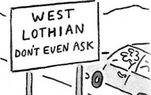 » Referendum: Clearing up the mess—3: the «West Lothian