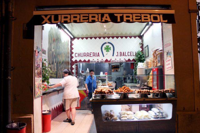 Ricetta churros Barcellona