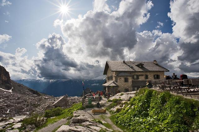 Rifugi Trentino