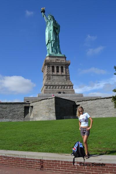 Visitare Statua della Libertà
