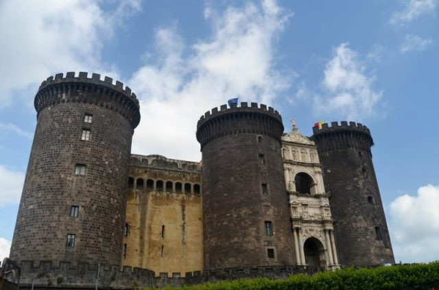 Maschio Angioino cosa vedere a Napoli