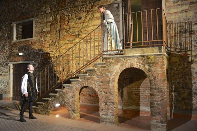 Romeo e Giulietta Itinerario