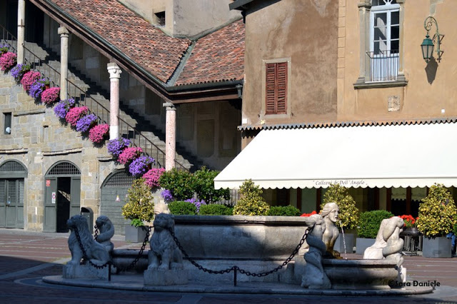 Piazza Vecchia Visitare Bergamo