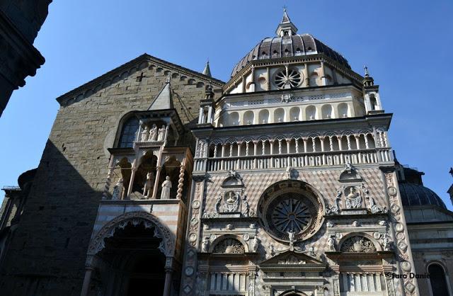 Cappella Colleoni Visitare Bergamo