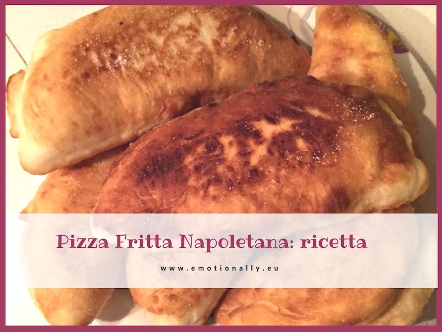 Pizza Fritta Napoletana: ricetta