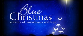 Image result for blue christmas