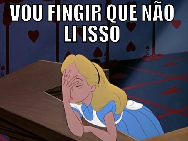 Meme da Alice
