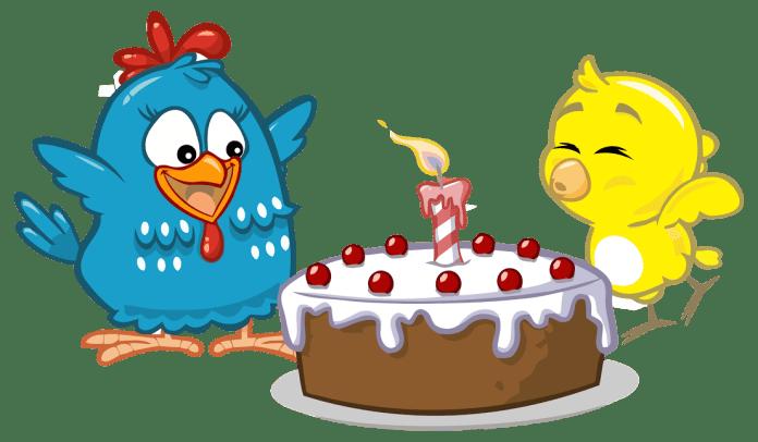 Galinha-Pintadinha-Pintinho-Bolo-Aniversário