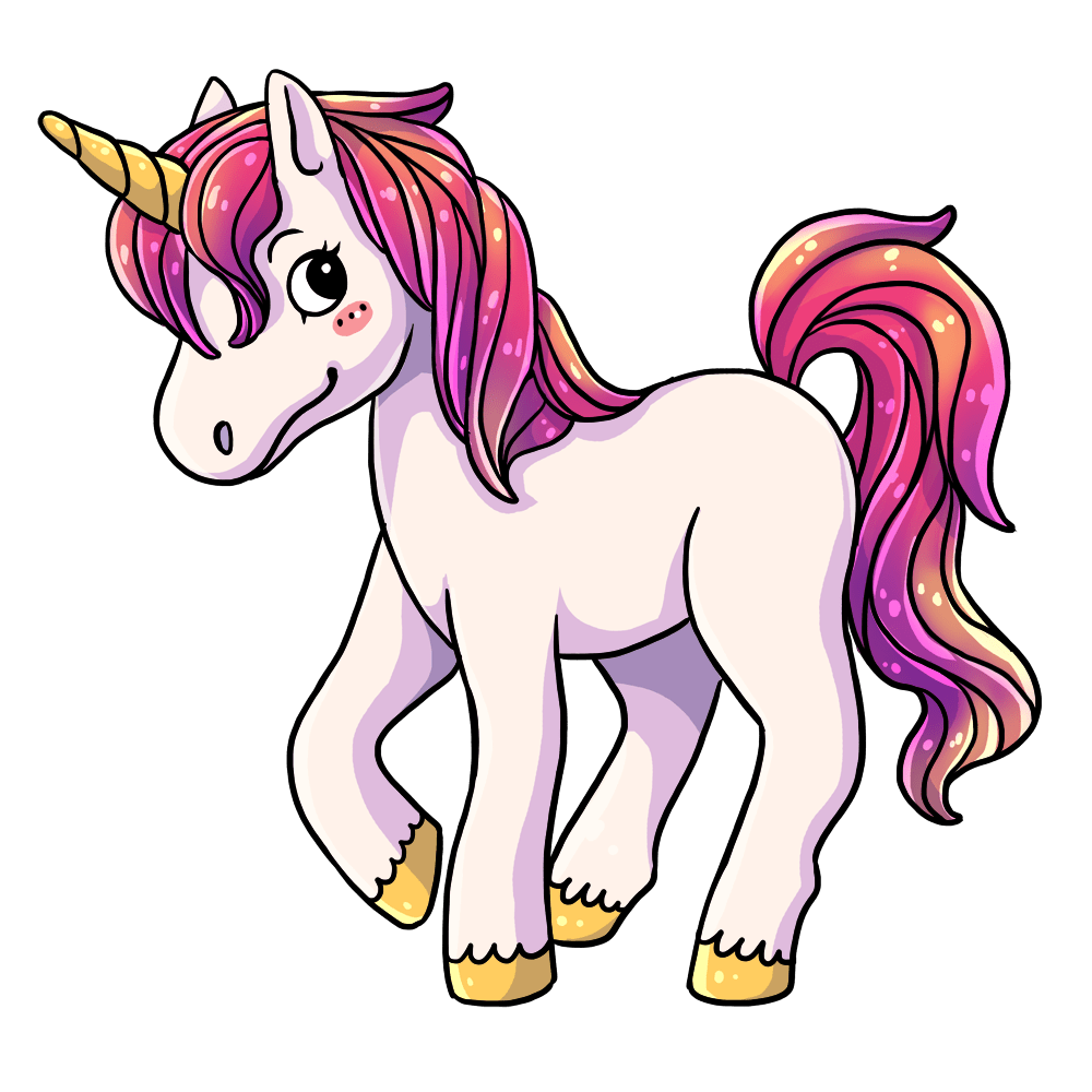 Unicorn-free-to-use-cliparts