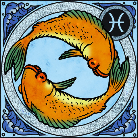 Pisces --- Image by © Harry Briggs/Corbis