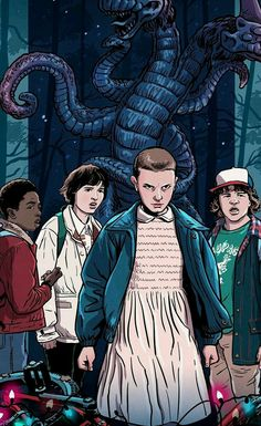 80 Wallpapers De Stranger Things Papeis De Parede Para Pc E