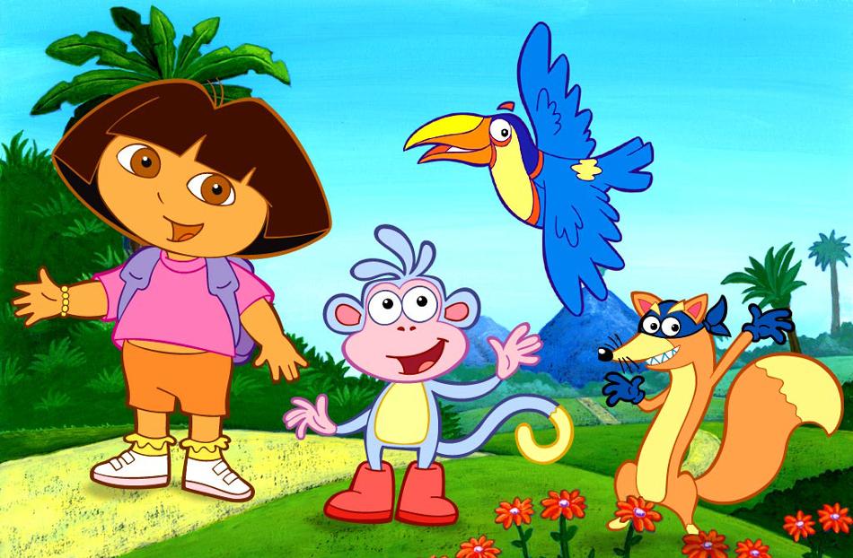 Dora-The-Explorer-Full