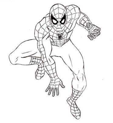 11how-to-draw-spiderman