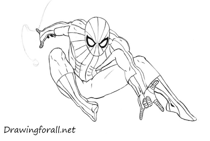 4-how-to-draw-spider-man-with-a-pencil