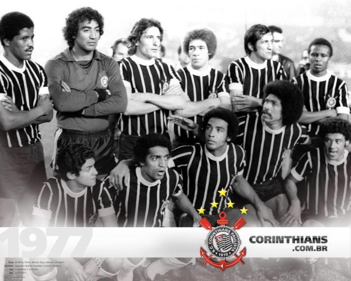 Campeão Paulista de 1977