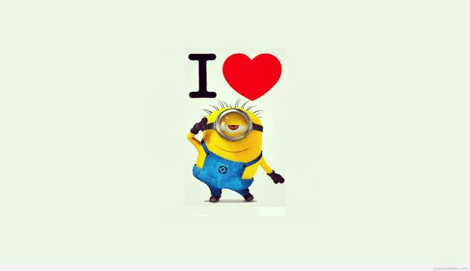 I-Love-Minions-Wallpaper-For-Desktop-HD