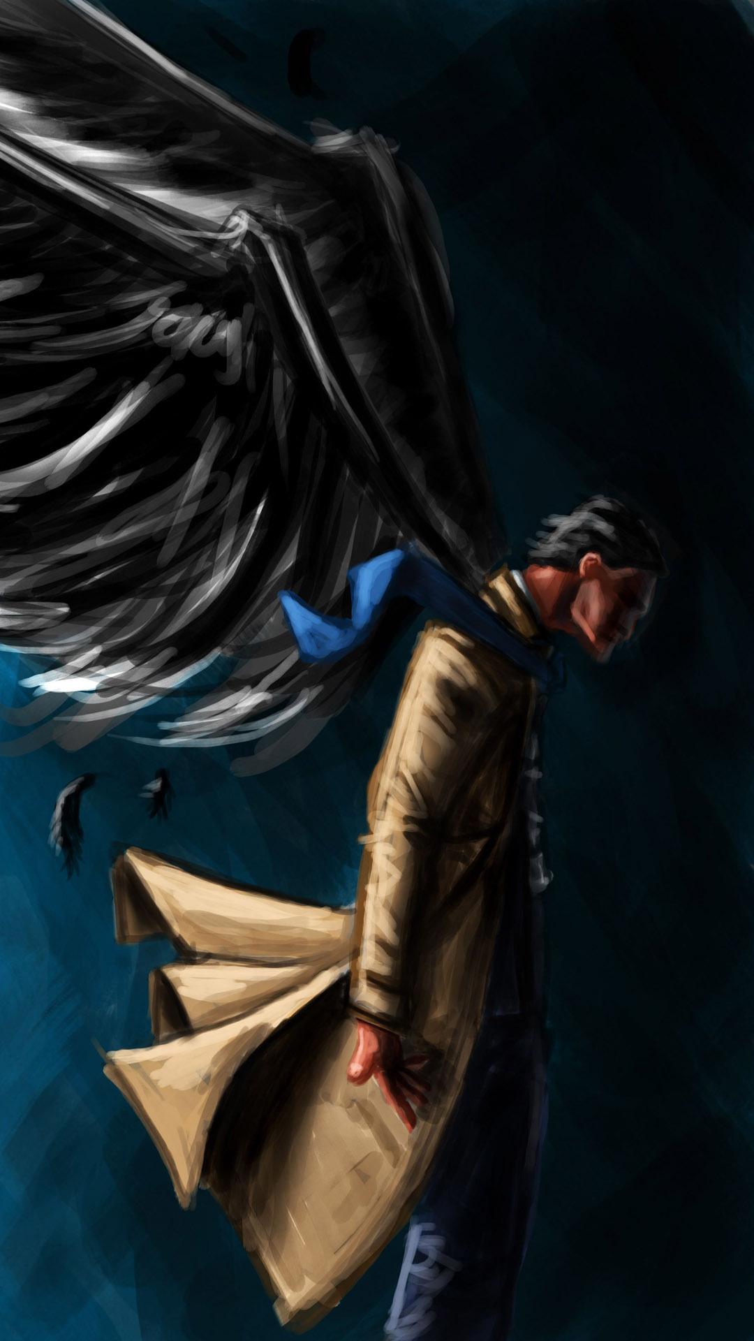 castiel-artwork-supernatural-artistic-mobile-wallpaper-1080x1920-10819-2051933206