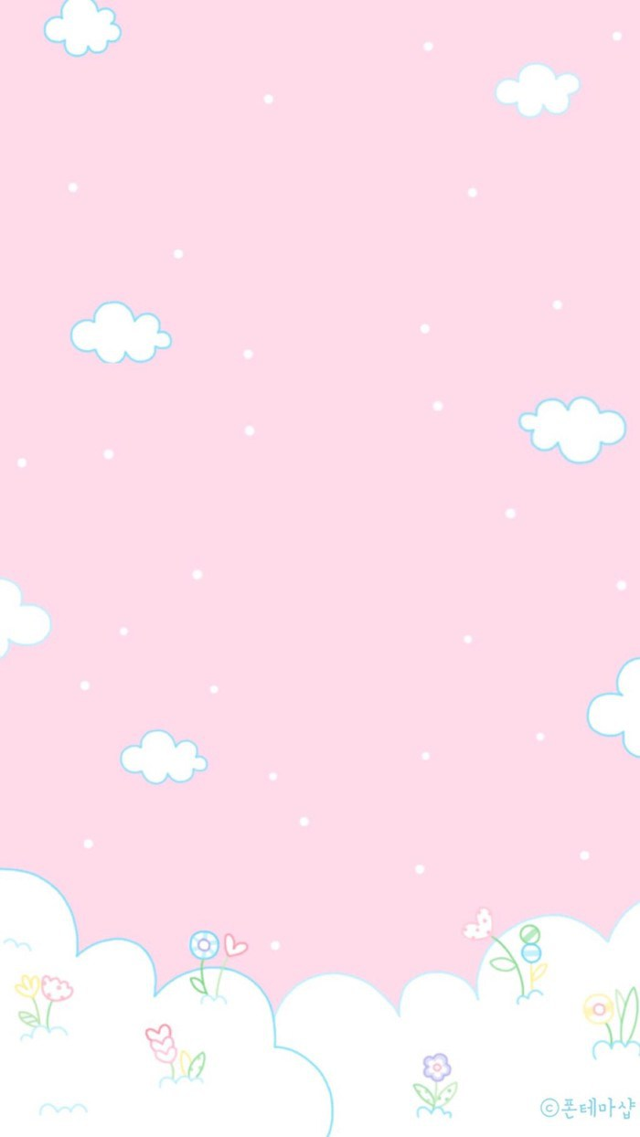 clouds-pink-whatsapp-wallpaper