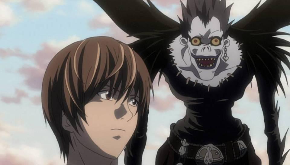 Resultado de imagem para Death Note