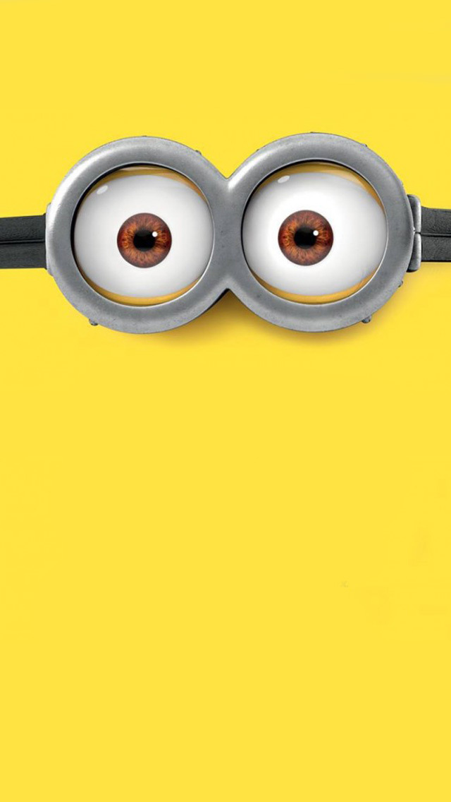 despicable-me-2-Minion-iPhone-wallpaper