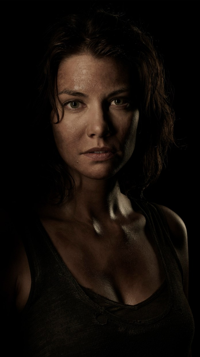 Maggie Greene (Lauren Cohan) - The Walking Dead - Season 4 _ Gallery - Photo Credit: Frank Ockenfels 3/AMC