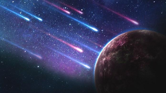space_meteorites_4k-HD