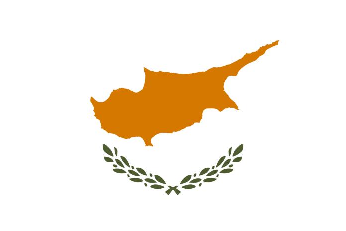 Bandeira do Chipre