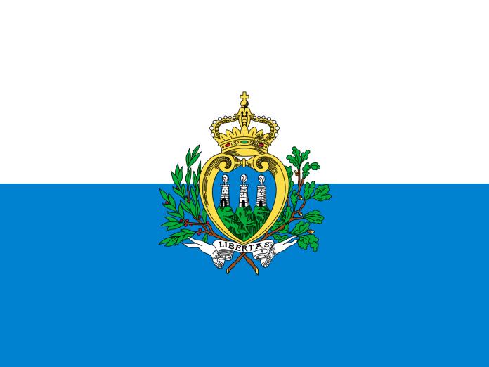 Bandeira de San Marino