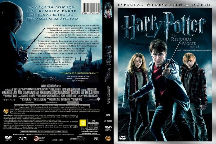 Harry Potter e as Relíquias da Morte: Parte 1
