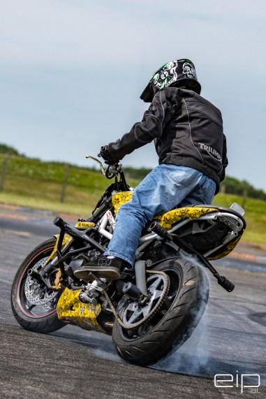 Sportfotografie Stuntbike Gerald Hadolt Panoniaring - emotioninpictures / Mario Bühner