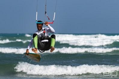 Sportfotografie Kitesurfen Ponta Preta Sal Cap Verden - emotioninpictures / Mario Bühner