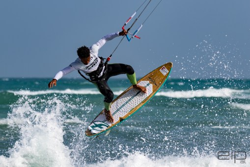Sportfotografie Kitesurfen Ponta Preta Sal Cap Verden - emotioninpictures / Mario Bühner / Fotograf aus Graz