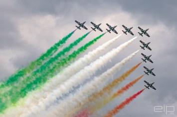 Sportfotografie Flugsport Frecce Tricolori Airpower Zeltweg - emotioninpictures / Mario Bühner