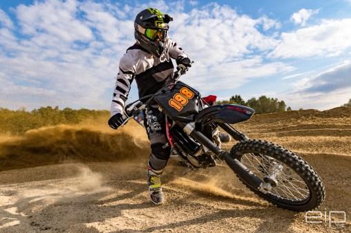 Sportfotografie Motocross Robert Grundner MX Sunpark - emotioninpictures / Mario Bühner