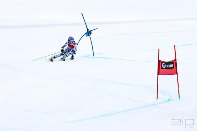 Sportfotografie Riesentorlauf Ski Weltcup Anna Veith Semmering - emotioninpictures / Mario Bühner