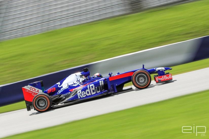 Sportfotografie Formel 1 Toro Rosso Marc Marquez Red Bull Ring Spielberg - emotioninpictures / Mario Bühner / Fotograf aus Graz