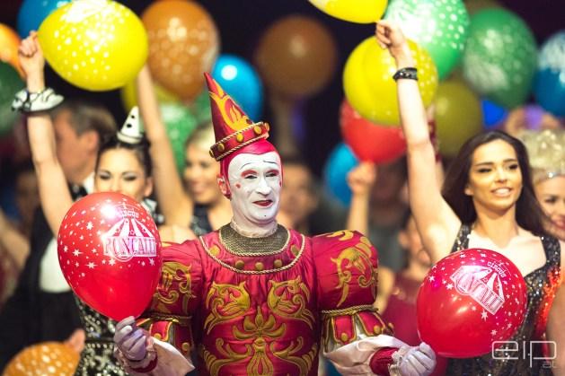 Eventfotografie Zirkus Roncalli Clown Graz - emotioninpictures / Mario Bühner